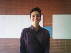 Daniel Sayago, Vicepresidente de Voluntariados AIESEC UCV