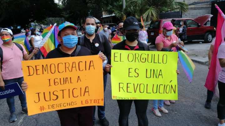 A diario personas LGBTIQ+ salen huyendo de Honduras