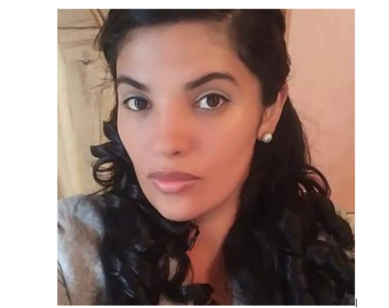 Periodista de Honduras, Thirzia Karina Galeas Núñez.