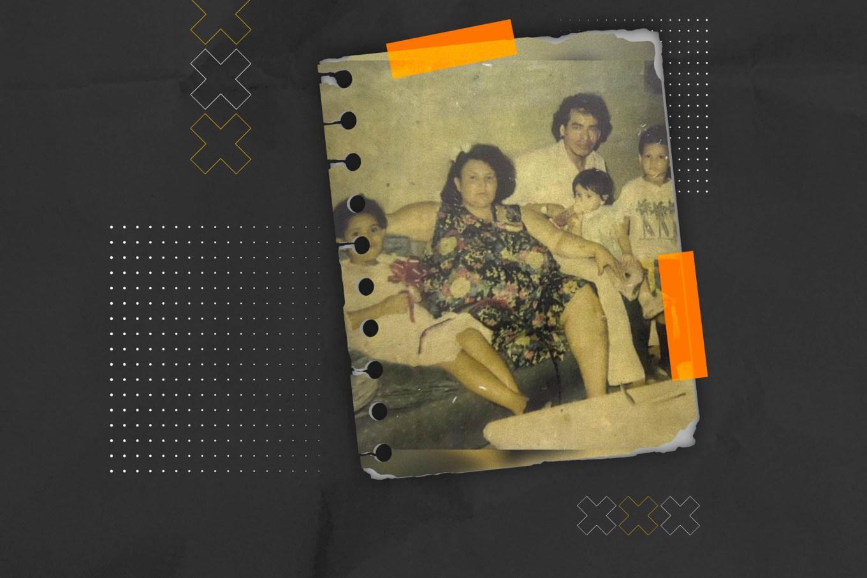 Familia de Dunia Orellana.