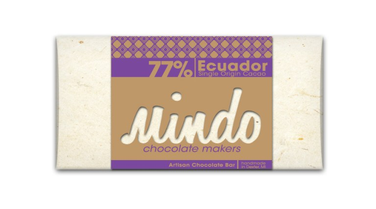 Mindo Chocolate Brand and Package