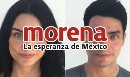 morena faceapp