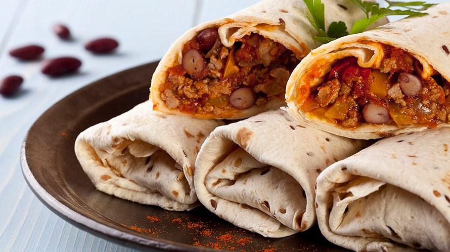 El burrito, manjar de los juarenses … y el mundo