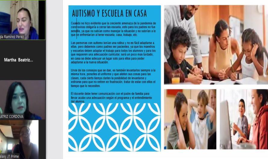 """""""Autismo y su inclusión en un enfoque positivo dentro de la educación"""""""