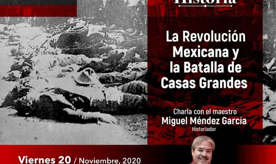 ¡Modalidad virtual!, 110 Aniversario de la Revolución Mexicana