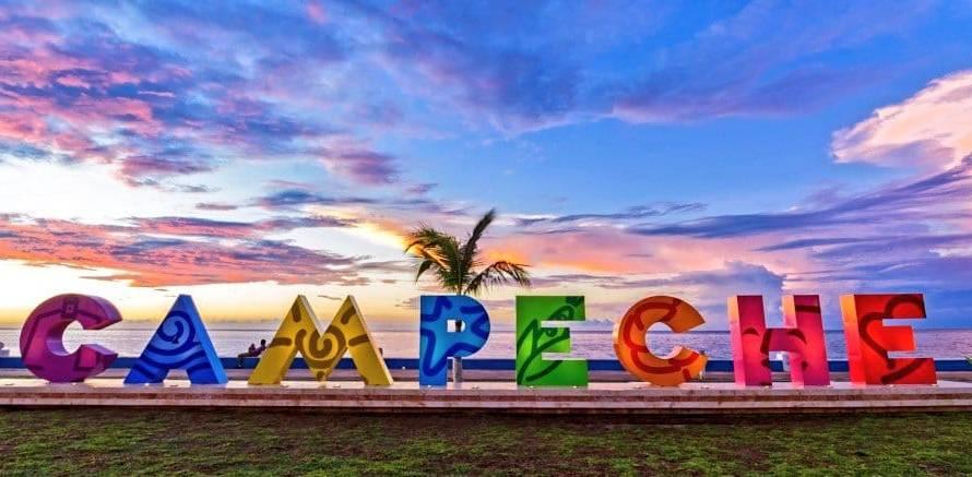 Cinco imperdibles para visitar en Campeche