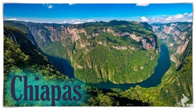 Las maravillas que desconoces de Chiapas