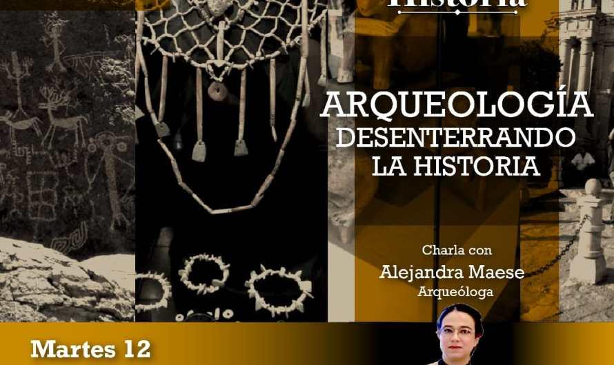 IPACULT:  Invita a charlas 'Rastros de la Historia'