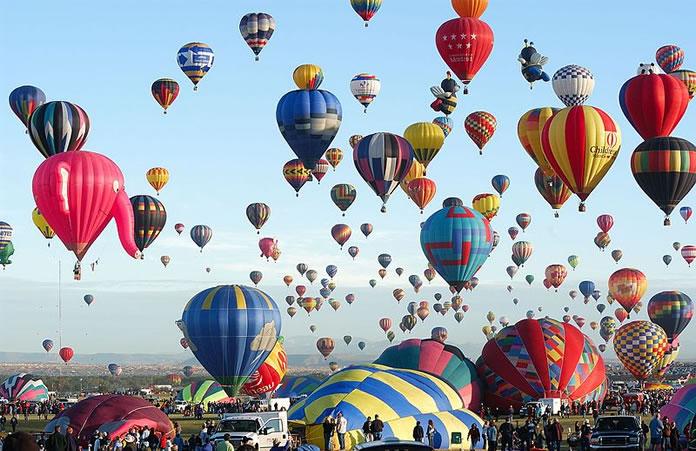 ¿Te avientas o te da miedo?, vuelo en globo aerostático