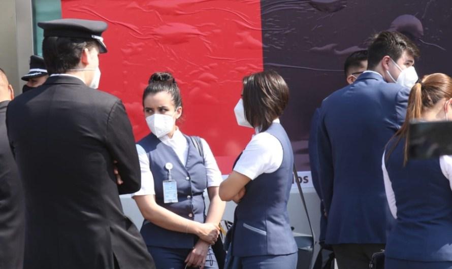 INTERJET: Huelga a nivel nacional, se ha sumado Juárez