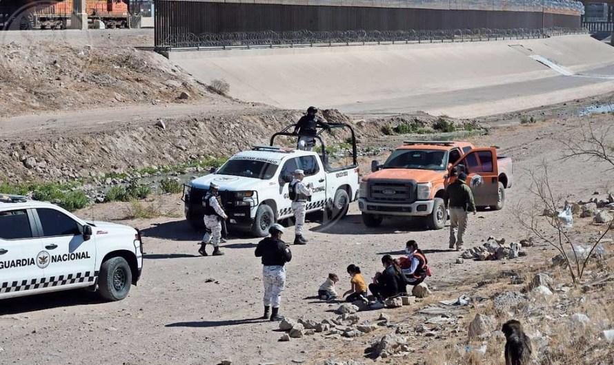EE.UU. deportaciones de forma exprés, decenas llegan a Juárez