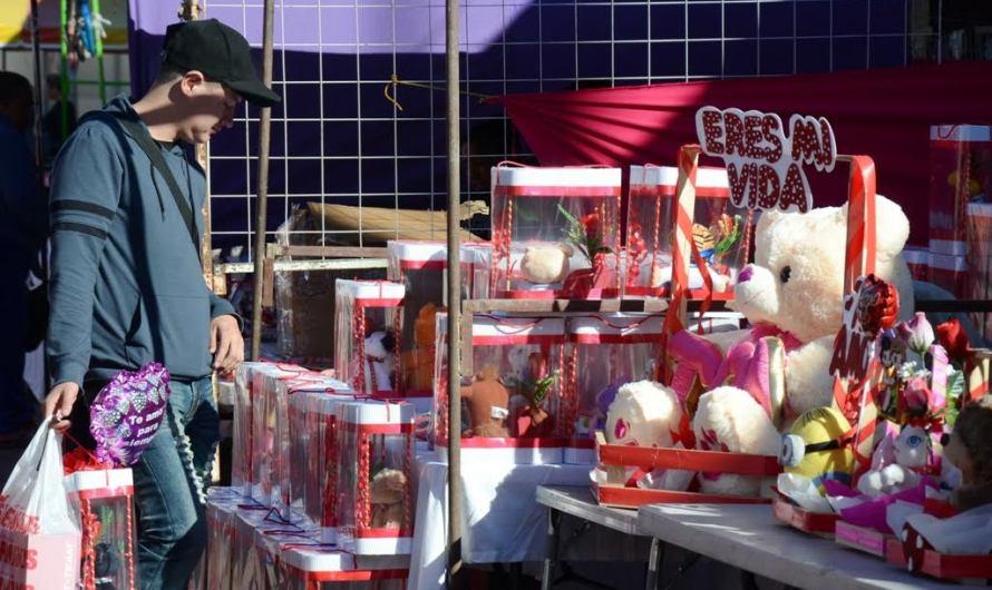 Permisos temporales ¡GRATIS! para ventas de San Valentín