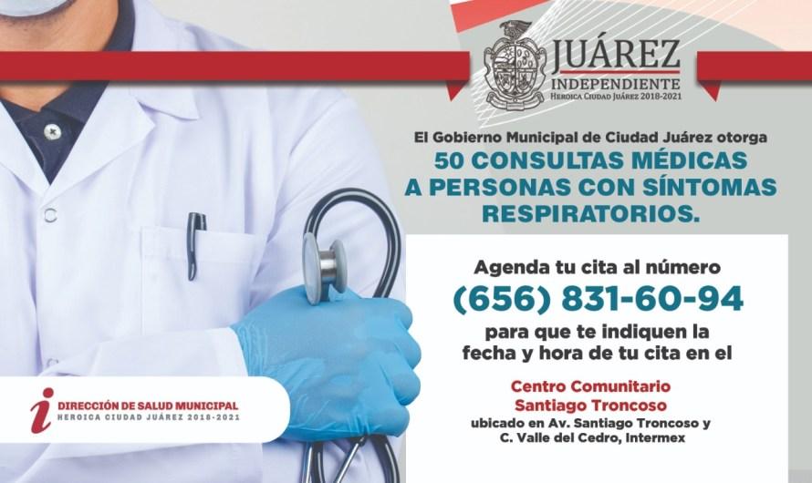 ¿Sabías que… el Programa Consulta Médica Gratuita sigue activo? ¡Aquí los detalles!