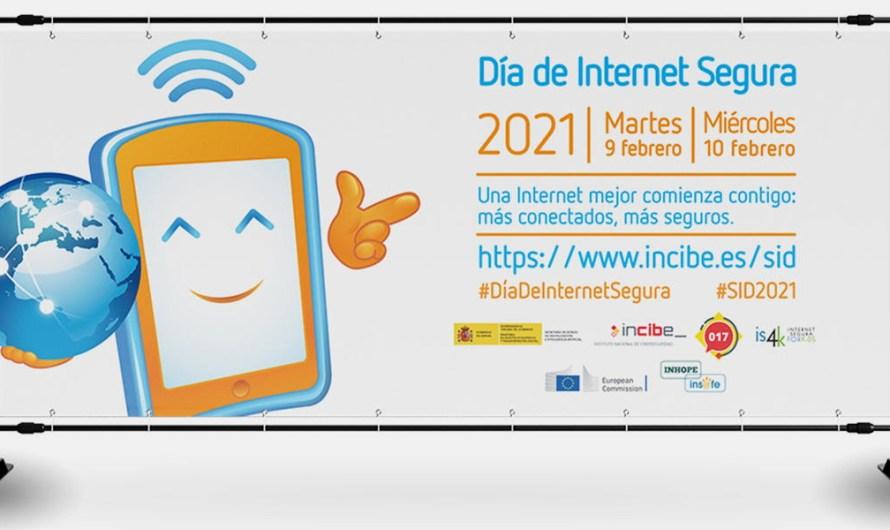 9 de Febrero, Día Internacional de Internet Seguro (Safe Internet Day)