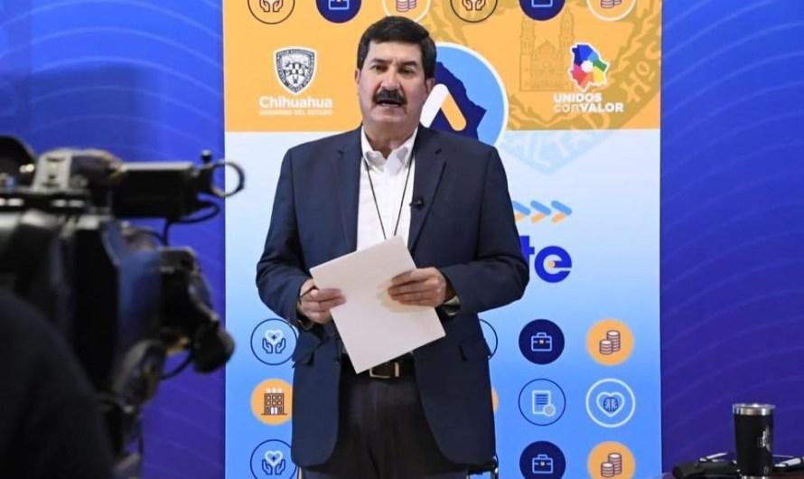 JAVIER CORRAL, el peor Gobernador del país; Arias Consultores