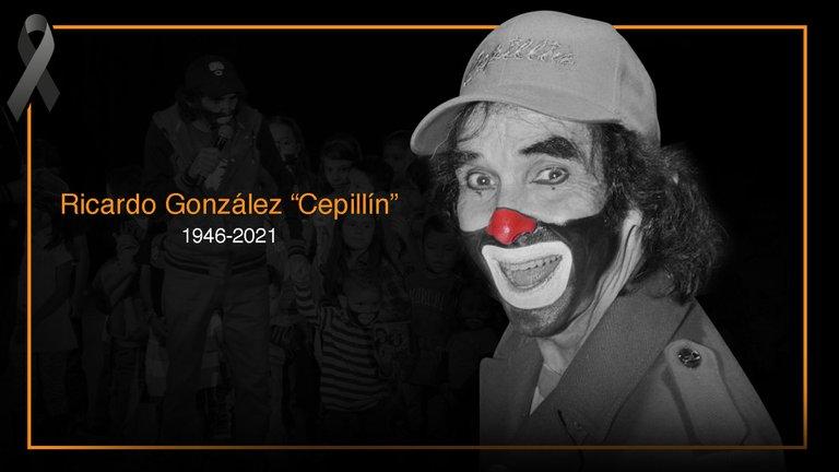 México está de luto, murió «Cepillín»
