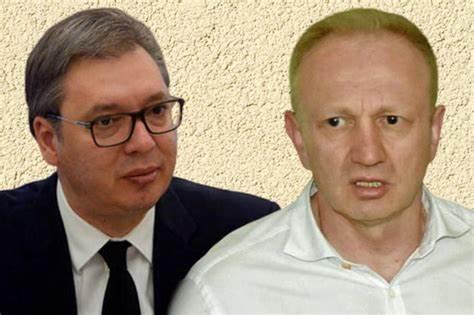 Vučić i Đilas