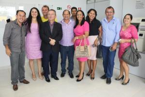 Comitiva de Curionópolis presente ao evento