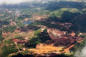 Segundo moradores vila de Serra Pelada tem mão de obra para o projeto (foto: Anderson Souza)