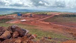 Projeto Serra Leste tem licença para 6 milhões de toneladas esse ano