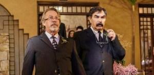 Luiz Carlos Sereno e Miguel Sevilla Neto casaram-se após um relacionamento de 28 anos