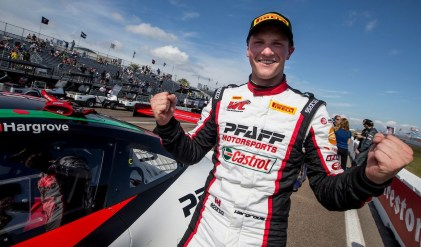 Scott Hargrove won the GT Sprint Championship. (Special Photo)