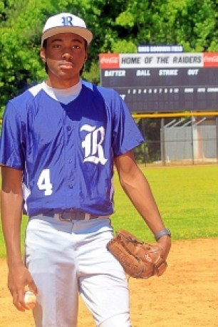 Redan's Justin Whitening named Georgia's Positive Athlete for Baseball for his community involvement and strong academic resume. (Courtesy photo)