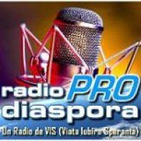 Asculta Radio Prodiaspora! Un radio de...vis!