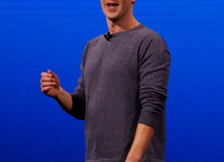 epa07538599 Mark Zuckerberg, CEO and co-founder of Facebook speaks during the keynote F8 Facebook Developer Conference at the McEnery Convention Center in San Jose, California, USA, 30 April 2019. EPA/JOHN G. MABANGLO