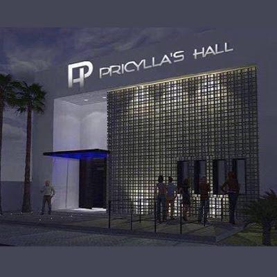 priscylla hall