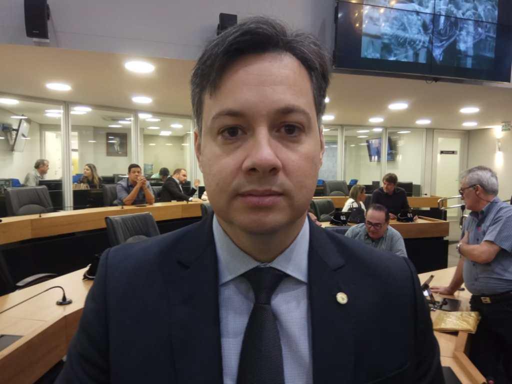 Deputado Júnior Araújo (Foto: Alexandre Freire/Paraíba.com.br)
