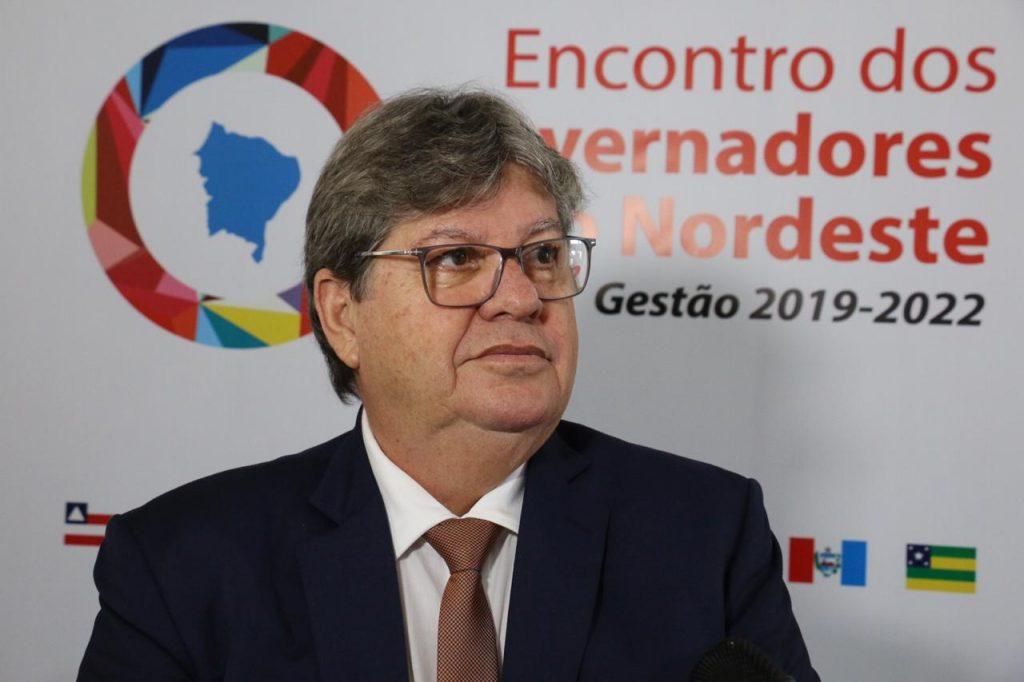 João Azevêdo elogia Jefferson Kita, mas deixa claro que a Câmara precisa decidir. Foto: Divulgação/Secom-PB
