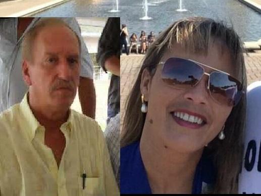 EX-PREFEITO DE PITIMBU RÔMULO CARNEIRO E RENILDA DE SOUSA SANTOS