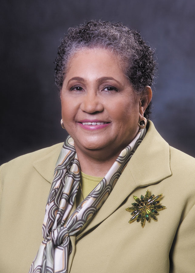 Atlanta School Superintendent Beverly Hall