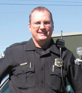Officer Bill Brower