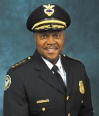 Atlanta Police Chief George N. Turner