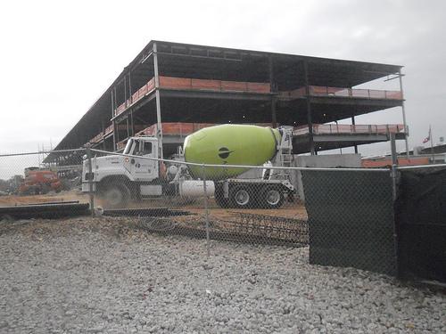 Chamblee High Construction