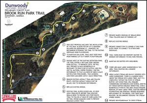 Opponents are not giving up on derailing current plans for Brook Run Park, even though a judge ruled the city can move forward with building a 12-foot-wide, concrete multi-use path.