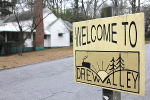 The Drew Valley community jump-started their neighborhood watch program in response to a string of burglaries.