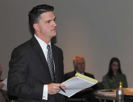 Brookhaven City Council hired Attorney Scott Bergthold to help rewrite the city's adult business regulations.