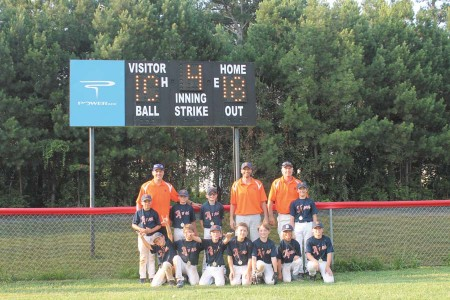 Dunwoody baseball team