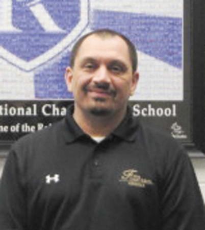 Riverwood International Charter School principal  Dr. Robert Shaw