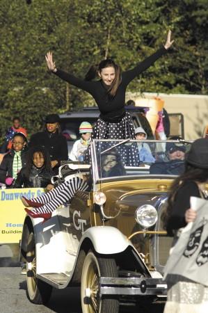 north springs homecoming parade - 0056