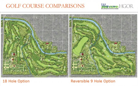 The Bobby Jones Golf Course has not been updated in more than 80 years, says the Atlanta Memorial Park Conservancy, with renovations now planned. Debate is under way if the course should remain 18 holes or be redesigned into a 9-hole course.