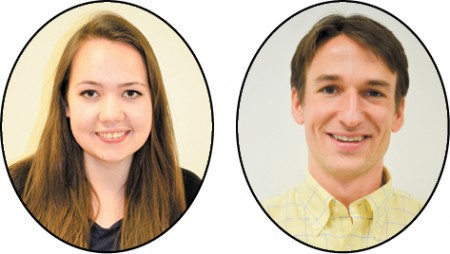 North Atlanta High School Bailey Palmer, STAR student Robert Bramlett, STAR teacher