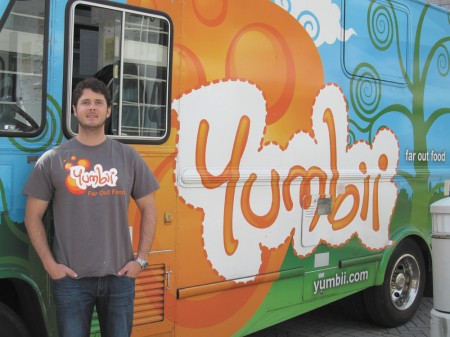 Carson Young, owner of the Yumbii food truck, wasn't happy with typical lunch options, so after a trip to California, he brought a food truck back to Atlanta and rolled out a brand new way to enjoy meals.