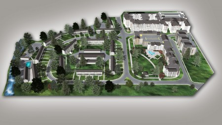 Colonial Homes Site Overview