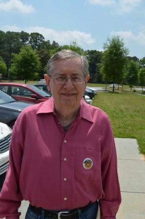 Voter Rick Abernethy