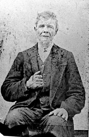 "William ""Major Bill"" Collins Austin lived on Johnson Ferry Road."