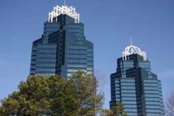 King and Queen buildings